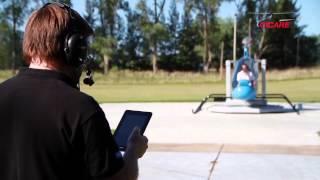 getlinkyoutube.com-CICARE SVH 4 - Entrenador de Helicóptero
