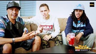 getlinkyoutube.com-Logic talks to Father + Brother about Not Following Them Into Street Life, Addiction + More