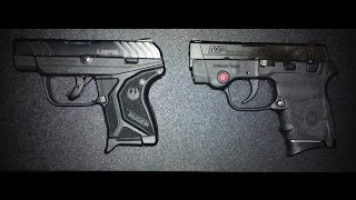 Ruger LCP II vs M&P Bodyguard 380
