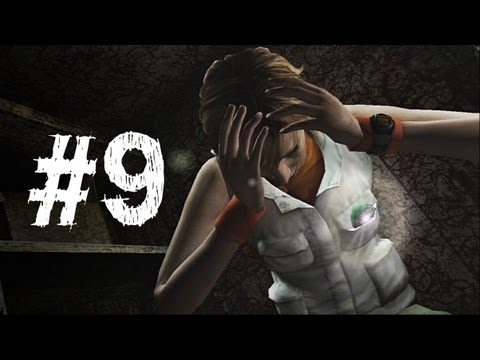 Silent Hill 3 - FIND THE HOLY ONE. KILL HER? - Gameplay Walkthrough Part 9