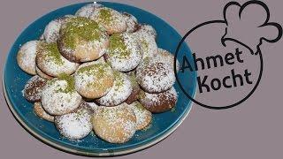 getlinkyoutube.com-Mandel Kekse mit Zimt - AhmetKocht - Folge 212