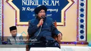 Pengajian KH.Abdullah Faqih Di Sampang Madura width=