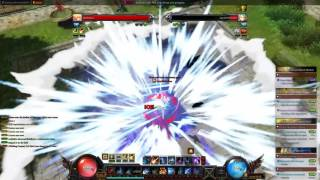 getlinkyoutube.com-[KRITIKA SEA] PvP Mystic Wolfguardian 65 vs Eclair (importance of gear in PvP)(2 WINS, 2 LOSES)