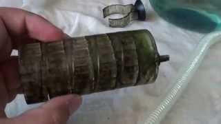 getlinkyoutube.com-Как эффективно избавить аквариумное оборудование от нароста водорослей