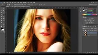getlinkyoutube.com-درس فوتوشوب طريقة جعل الصورة اكثر وظوح بثلاث خطوات فقط