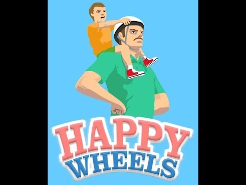 Happy Wheels: POKEMON TRAINING ( gameplay ) HD