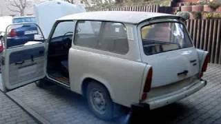getlinkyoutube.com-1983er Trabant starten