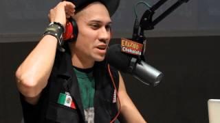 getlinkyoutube.com-Taboo de Black Eyed Peas en El Show de Erazno y La Chokolata