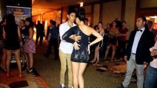 getlinkyoutube.com-Hannah Marie & Jorge Velasco - New York Int'l Salsa Congress 2012 (Social Dancing, Sat - 9/1/12)