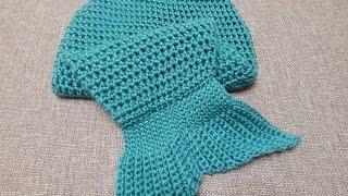 getlinkyoutube.com-Sirenita para Bebe Crochet
