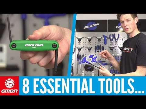 8 Essential Tools You Need To Fix Your Mountain Bike | MTB Maintenance