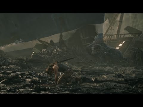 "Tomb Raider ""Turning Point"" Debut Trailer [Italian Version]"
