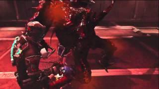 getlinkyoutube.com-Dead Space 2 - Isaac vs. Enhanced / Dark Brute (Melee)