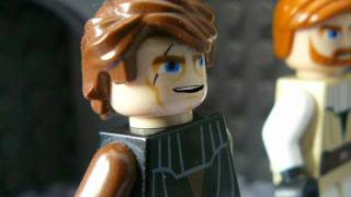"getlinkyoutube.com-Lego Star Wars ""Parodia epizodów 2 i 3 (super Dooku)"""