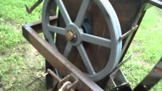 getlinkyoutube.com-homemade logging winch