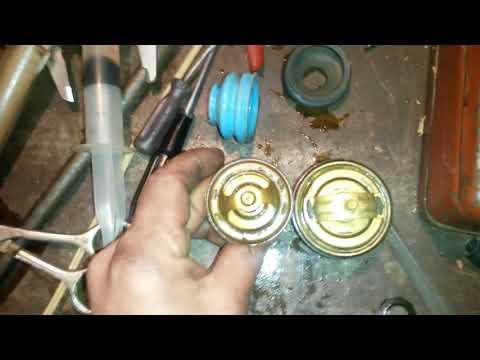 Ford Sierra. Ремонт рулевого управления и мелкие советы по ремонту