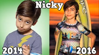 getlinkyoutube.com-Nicky, Ricky, Dicky & Dawn Antes y Después 2016