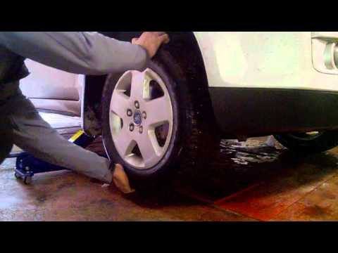 Диагностика подшипника форд фокус 2