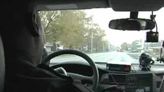 getlinkyoutube.com-Cop pulls over school bus for speeding