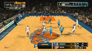 getlinkyoutube.com-NBA 2K13 My Career - Madison Square Garden Showdown