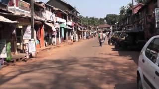 Gokarna town... South india