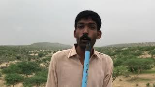 Golden Desert Of Sindh | Thar | Funny Documentory | tv Reporter | funny Asghar Khoso