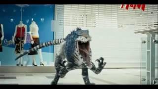 Skillet - The Resistance. (Primeval: Raptor and Theropod).