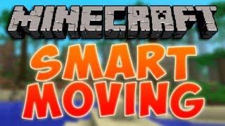 Minecraft SMART MOVING Mod | Episode 854