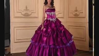 getlinkyoutube.com-Quinceanera Dresses, Prom Dresses & Ball Gowns www.abcfashion.net