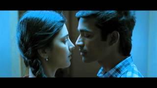 Tan Ye Mera - 3 (Three) Hindi Dubbed Video Song | Dhanush, Shruti Haasan