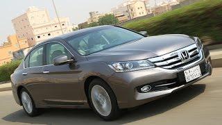 getlinkyoutube.com-هوندا أكورد 2015 - سعودي أوتو Honda Accord 2015