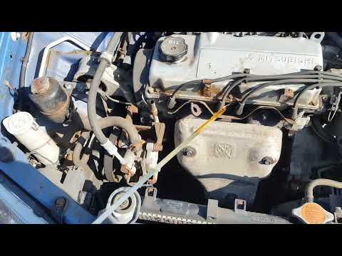 Контрактный двигатель Mitsubishi (Митсубиши) 1.3 4G13 | Где ? | Тест мотора