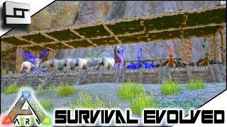 getlinkyoutube.com-ARK: Survival Evolved - DINO PENS and PERFECT TAME! S2E64 ( Gameplay )