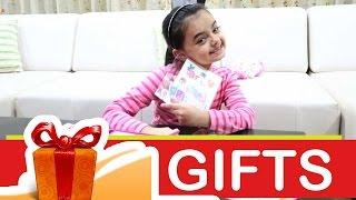 getlinkyoutube.com-Ruhanika Gift Segment
