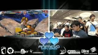 getlinkyoutube.com-EVO 2015 - 07/18/15 - BlazBlue: Chrono Phantasma Extend Side Tournament - Top 8