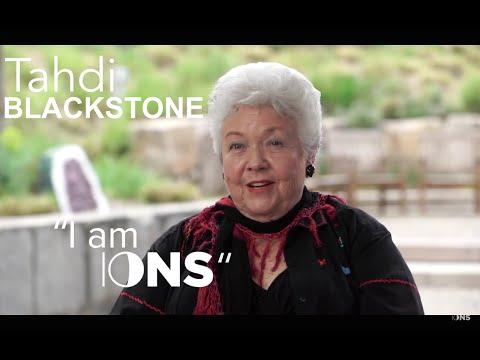 I Am IONS: Tahdi Blackstone