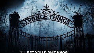 getlinkyoutube.com-STRANGE THINGS  -  I Bet You Never Knew