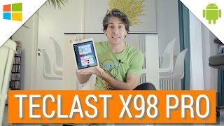 getlinkyoutube.com-Teclast X98 Pro Dual OS // Presa Diretta di HDblog.it
