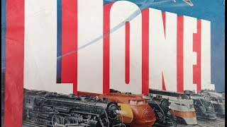 getlinkyoutube.com-Classic Lionel Trains in Action