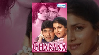 Gharana - Hindi Full Movie - Rishi Kapoor, Govinda, Jaya Prada, Neelam Kothari - 80's Hit