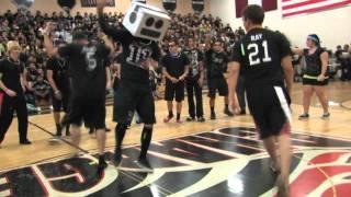 getlinkyoutube.com-Party Rock Anthem - Highschool Flash Mob