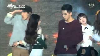 getlinkyoutube.com-Irene X Mino, Wendy X Taehyun, Seulgi X Jackson