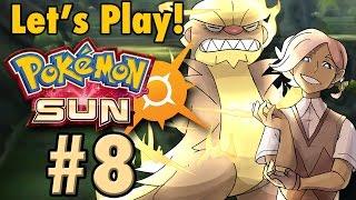 getlinkyoutube.com-JWittz Plays Pokemon Sun Part 8 - Toppling the Totem!
