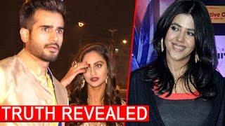 Ekta Kapoor Bans Media To Hide Krystle D'souza And Karan Tacker's Relationship | TellyMasala