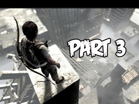 I Am Alive Walkthrough - Part 3 Mei Let's Play PS3 XBOX 360 (Gameplay / Commentary)