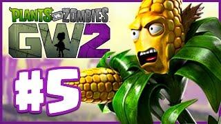 getlinkyoutube.com-PHENOMENAL CHARACTER PACK OPENING! | Plants Vs Zombies Garden Warfare 2 | Garden Warfare 2 Part 5
