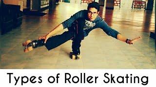 getlinkyoutube.com-Disciplines/Types of Roller Skating