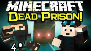 Minecraft DEAD PRISON - w/ TheDiamondMinecart Ep4 (Minecraft Survival Adventure Map