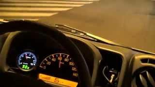 getlinkyoutube.com-スズキ エブリイ R06A型 自動MT(5AGS車)バイパス走行