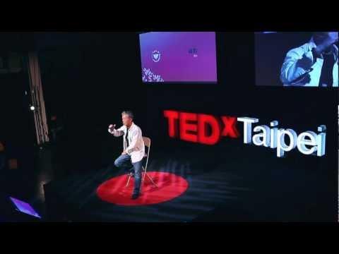 留十八分鐘給自己:蔣勳 (Chiang Hsun) at TEDxTaipei 2012
